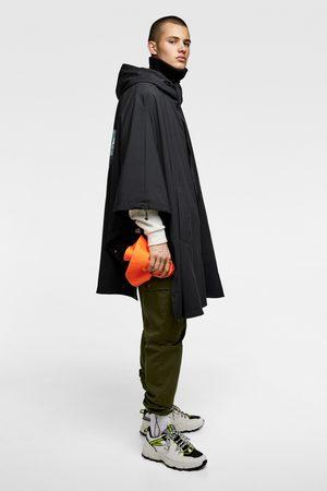 Zara Oversized cape