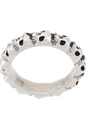 NORTHSKULL Ring mit Totenkopf