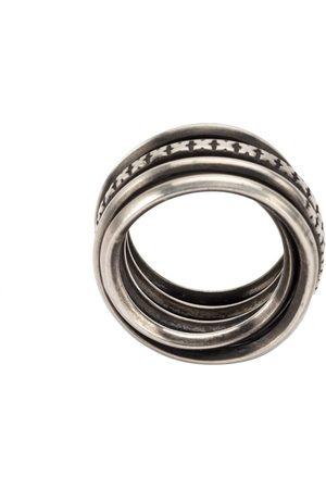 WERKSTATT:MÜNCHEN Ring mit Prägung