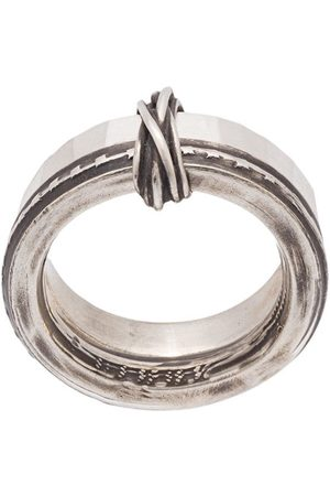 Werkstatt:München Ringe - Silberring mit Prägung