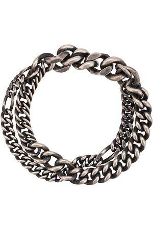 WERKSTATT:MÜNCHEN Armbänder - Armband mit Kettengliedern