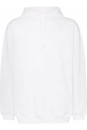 Balenciaga Oversized-Kapuzenpullover mit Logo