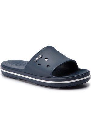 Crocs Crocband III Slide 205733 Navy/White