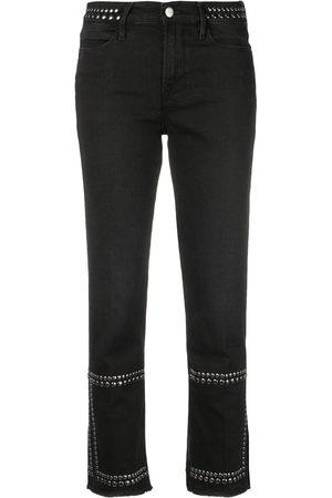 Frame Jeans mit geradem Bein