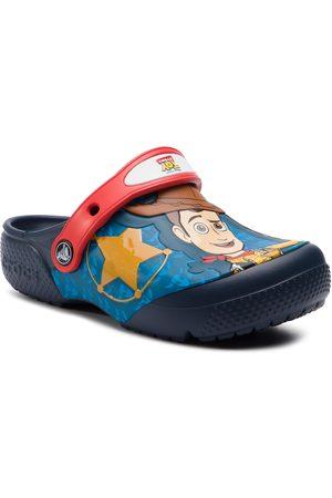 Crocs Pantoletten - fl Buzz Woody 205493 Navy