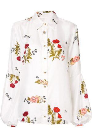 Macgraw Bonjour' Bluse mit Blumenmuster