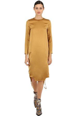 MARQUES'ALMEIDA Kleid Aus Seidensatin