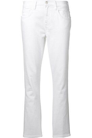 Current/Elliott Jeans mit geradem Bein