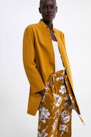 Zara Mantel mit taschen