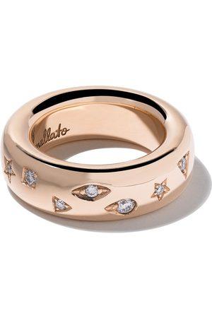 Pomellato 18kt 'Iconica' Ring mit Diamanten