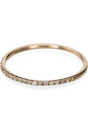 Mateo 14kt Goldring mit Diamant