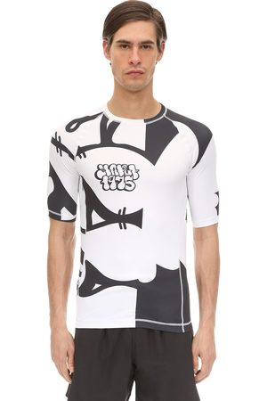 "OAKLEY X JEFF STAPLE T-shirt ""staple 1975"""