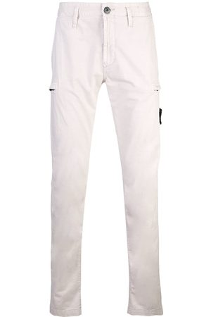 Stone Island Slim fit cargo trousers