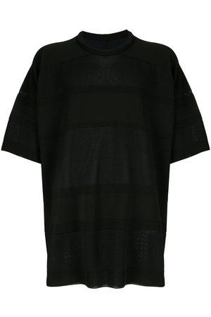 JUUN.J Oversized-T-Shirt mit Streifen