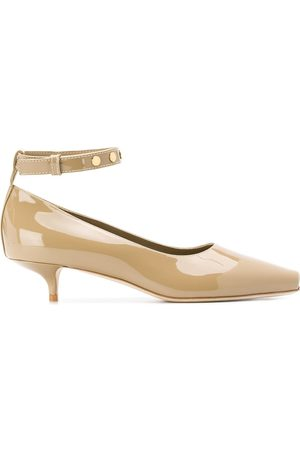 Burberry Damen Pumps - Pumps mit Kitten-Heel-Absatz