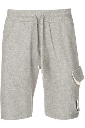 CP Company Joggingshorts mit Linsen-Detail