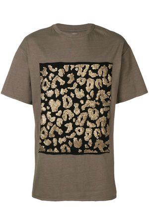 Forcerepublik T-Shirt mit Leoparden-Print
