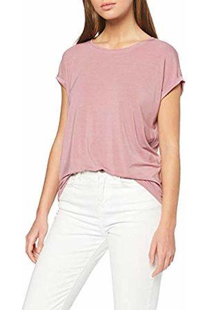 Vero Moda Damen T-Shirt VMAVA Plain SS TOP GA NOOS