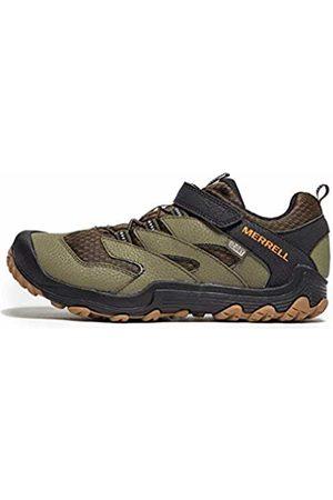 Merrell Unisex-Kinder M-Chameleon 7 Low A/c WTRPF Trekking- & Wanderhalbschuhe Dusty/Olive