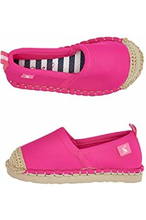 Tom Joule Joules Mädchen Ocean Flipadrille Espadrilles Bright Pink Brghtpnk