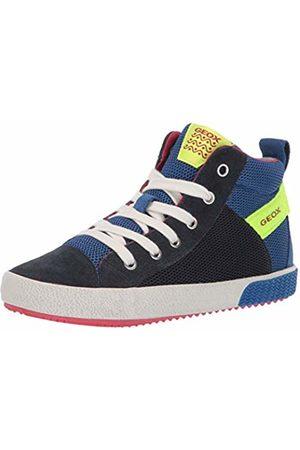 Geox Jungen J Alonisso Boy H Hohe Sneaker