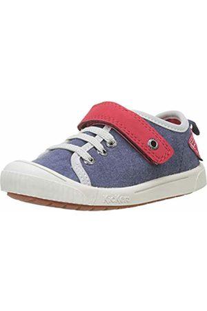 Kickers Jungen ZHOU Sneaker, (Bleu 5)