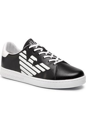 EA7 Sneakers - XSX006 XCC53 A120 Black/White