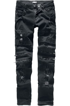 Rock Rebel Herren Cropped - Jared Jeans