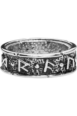 etNox hard and heavy Schriftzeichen Ring Standard