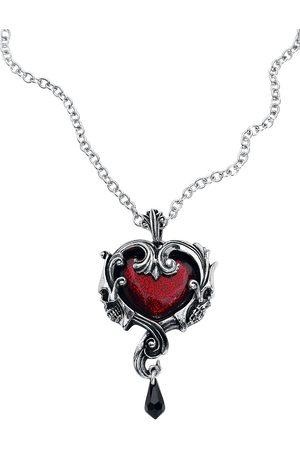 Alchemy Damen Halsketten - Affaire du Coeur Halskette silberfarben