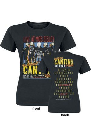 STAR WARS Cantina Band On Tour T-Shirt
