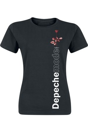 DEPECHE Violator Side Rose T-Shirt
