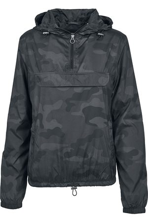 Urban classics Ladies Camo Windrunner Girl-Windbreaker