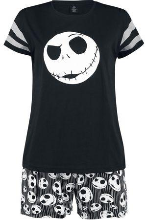 The Nightmare Before Christmas Jack Skellington - Skulls Schlafanzug