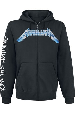 Metallica Ride The Lightning Kapuzenjacke