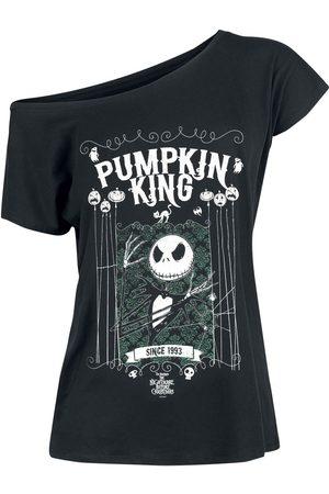 The Nightmare Before Christmas Jack Skellington - Pumpkin King T-Shirt