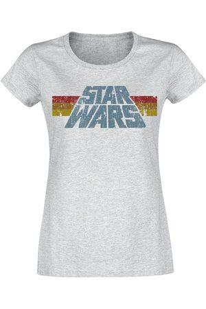 STAR WARS Vintage 77 T-Shirt meliert