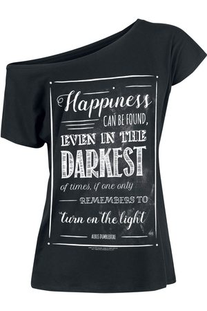 Harry Potter Albus Dumbledore - Happiness Can Be Found T-Shirt