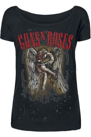 Guns N' Roses Sketched Cherub T-Shirt