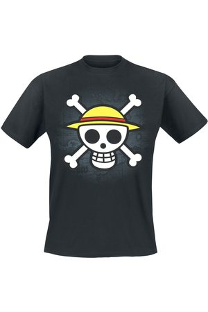 Onepiece Skull With Map T-Shirt