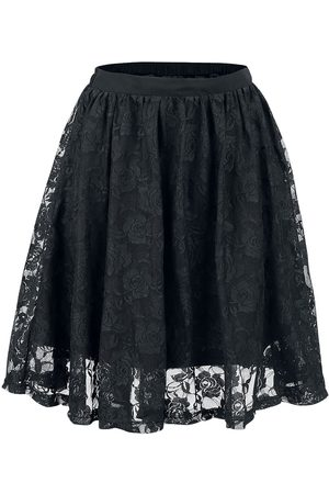 Forplay Lace Covered Skirt Kurzer Rock