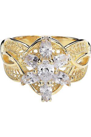 Herr der Ringe Arwens Abendstern Ring goldfarben