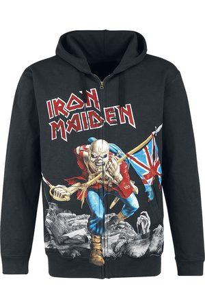 Iron Maiden The Trooper - Battlefield Kapuzenjacke