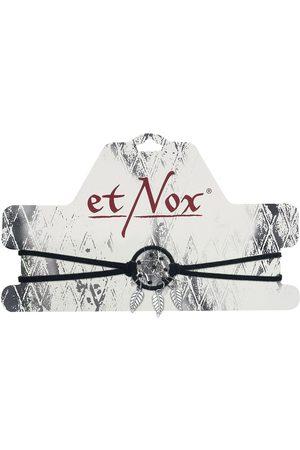 etNox Traumfänger Halsband /silberfarben