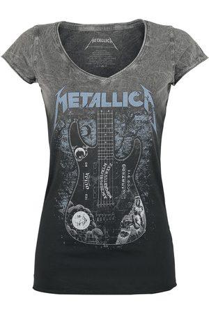Metallica Ouija Guitar Girl-Shirt /