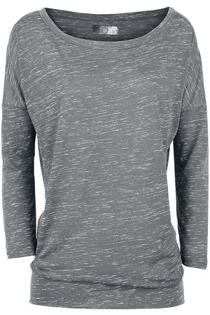RED by EMP Fast And Loose Langarmshirt weiß/