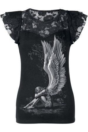 Spiral Enslaved Angel T-Shirt