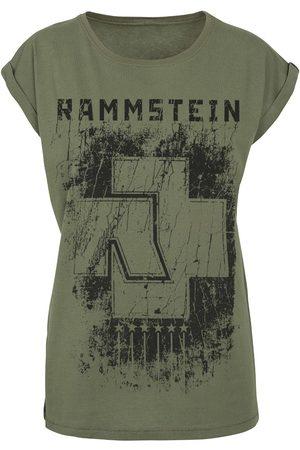 Rammstein 6 Herzen Girl-Shirt