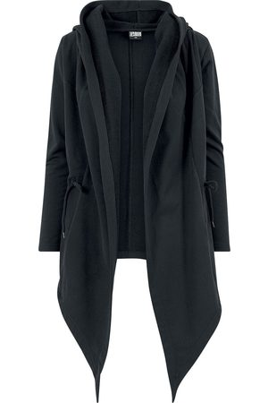 Urban classics Ladies Hooded Sweat Cardigan Cardigan