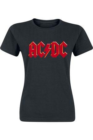 AC/DC Red Logo T-Shirt